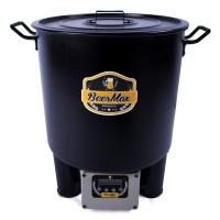 Micro Fabrica Cerveja 25l Automatizado Brassagem Beermax