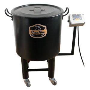 Micro Fabrica Cerveja 75l Automatizado Brassagem Beermax
