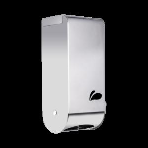 Dispenser De Papel Higiênico Cai Cai Linha Inox polido