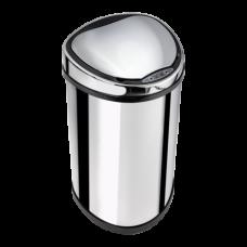 Lixeira em inox de 25 Litros com sensor de abertura automatica