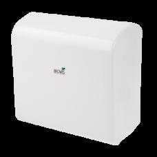 Toalheiro plastico Bio Interfolhado Chave Papel 500 Folhas Branco