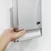 Toalheiro Ideal Papel Toalha 500 Folhas Aço Inox Dispenser