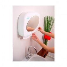 Dispenser Papel Toalha 3 em 1  + Sabonete Liquido + espelho Duo Inova