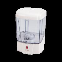 Saboneteira Automática Alcool Gel Sabonete Liquido 700 Ml