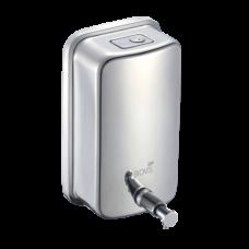 Saboneteira INOX 1 Litro Sabonete Liquido Alcool Gel