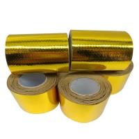 Fita Adesiva Isolamento Termico Aluminio Temperatura 5m