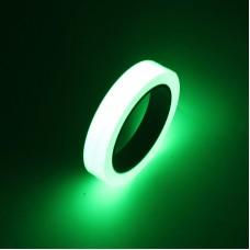 Adesivo Fotoluminescente Brilha Escuro Fita Rolo 1m X 5cm