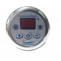 Painel Digital Controle de Temperatura Aquecedor Hidroconfort Get Hmax