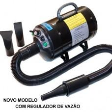 Secador Soprador Pet Profissional Power Lizze 2400w 110/220v