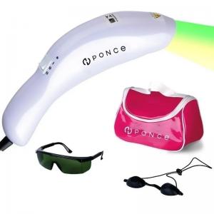 Fototerapia por LED Ambar e Verde Vitality Profissional