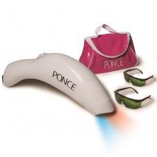Fototerapia por LED Azul e Verde p/ Acne Manchas olheiras Vitality