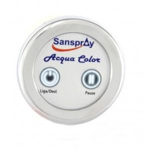 Painel Aquacolor Cromoled Da Sanspray - Peça De Reposição.
