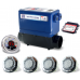 Aquecedor Hidro Banheira Ofuro Cromoterapia NEW MAX CROMO 5000/8000w