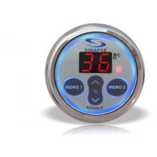 Painel Digital Controle de Temperatura Aquecedor  Advance
