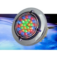 Iluminação Spot Led Banheira Cromo Cromoterapia Sinapse