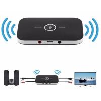 Adaptador Áudio Transmissor Receptor Sinal Bluetooth Tv Som