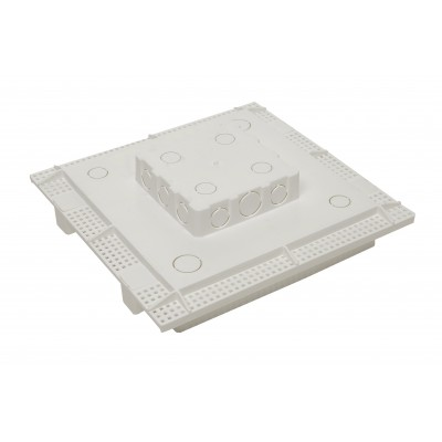 Caixa Embutir Painel Led Na Laje Plasled 24w 30x30cm