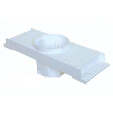 Caixa Embutir Spot Led P/ Laje Plafon 7w Par20 Plasled