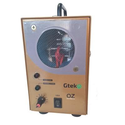 Aparelho Gerador De Ozônio elimina odores Gold Gtek